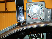 Alpha Systems AOA Eagle Angle of Attack Indicator Installed in a Yakovlev Yak 52