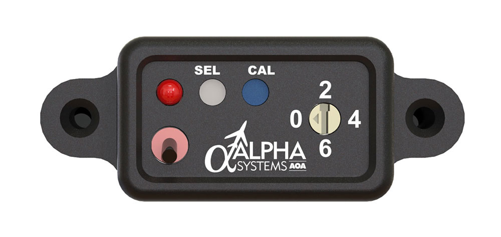 Alpha Systems AOA Switch Panel