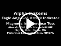 Piper PA46 Magnetic Interference Test